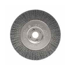 WEI804-00104 - WeilerTrulock™ Narrow-Face Crimped Wire Wheels