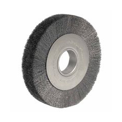 WEI804-03160 - WeilerTrulock™ Wide-Face Crimped Wire Wheels