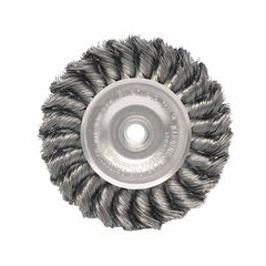 WEI804-08284 - WeilerDualife® Standard Twist Knot Wire Wheels