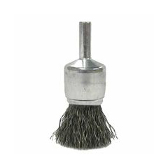 WEI804-10006 - WeilerCrimped Wire Solid End Brushes