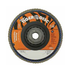 WEI804-50014 - WeilerTrimmable Flap Discs