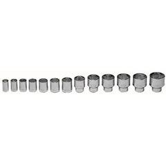 WRT875-450 - Wright Tool13 Piece Standard Socket Sets