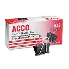 ACC72050 - ACCO Binder Clips
