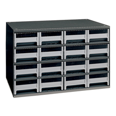 AKR19416 - Akro-Mils16-Drawer Storage Hardware and Craft Organizer