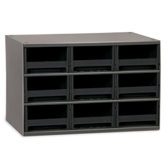 AKR19909BLK - Akro-Mils9-Drawer Storage Hardware and Craft Organizer