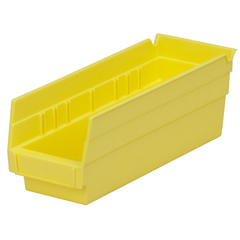 AKR30120YELLOCS - Akro-Mils12 inch Nesting Shelf Bin Box