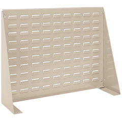 AKR98600 Beige - Akro-MilsLouvered Steel Panel Bench Rack