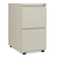 ALEPB542823PY - Alera® Mobile File Pedestal with Full-Length Pull