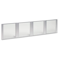 ALEVA301730 - Alera® Glass Door Set For Hutch