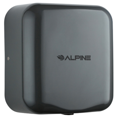 ALP400-10-GRY - AlpineHemlock  High Speed Commercial Hand Dryer