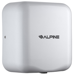 ALP400-20-WHI - AlpineHemlock  High Speed Commercial Hand Dryer