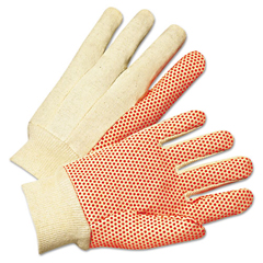 ANR1090 - Anchor Brand® 1000 Series PVC Dotted Canvas Gloves