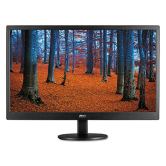 AOCE2460SD - AOC TFT Active Matrix LED Monitor