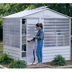 ARRVSG86 - Arrow ShedsGreenhouse 8x6