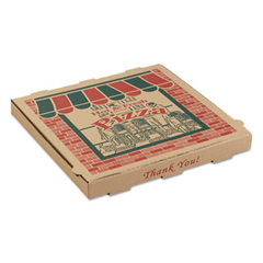 ARV9164314 - Corrugated Pizza Boxes