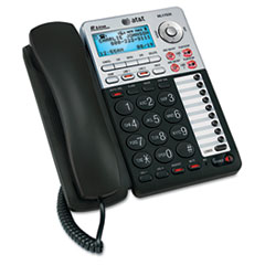 ATTML17939 - AT&T® ML17939 Two-Line Speakerphone with Caller ID and Digital Answering System