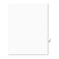 AVE01044 - Avery® Individual Legal Dividers Side Tab