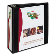 AVE05600 - Avery® Heavy-Duty Round Ring View Binder