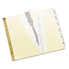 AVE11730 - Avery® Data Binder Dividers
