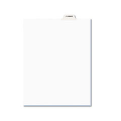 AVE12395 - Avery® Individual Legal Dividers Bottom Tab