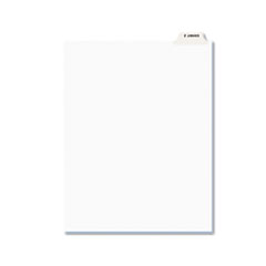 AVE12399 - Avery® Individual Legal Dividers Bottom Tab