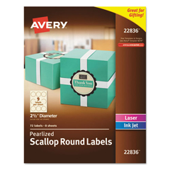 AVE22836 - Avery® Round Labels
