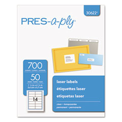 AVE30622 - Avery® PRES-a-ply Mailing Labels