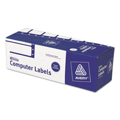 AVE4020 - Avery® Dot Matrix Printer Mailing Labels