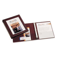 AVE68029 - Avery® Framed View Binder with Gap Free™ Slant Rings