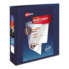 AVE79802 - Avery® Extra-Wide Heavy-Duty View Binder with One Touch EZD® Ring