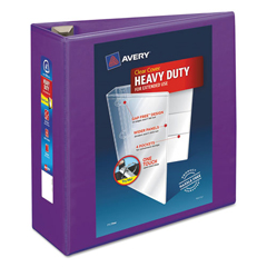 AVE79813 - Avery® Heavy-Duty View Binder with Locking One Touch EZD™ Rings