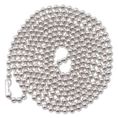 AVT75417 - Advantus® ID Badge Holder Chain