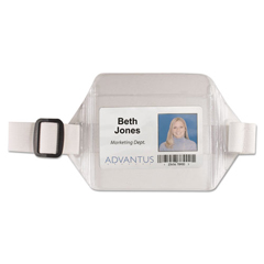 AVT75418 - Advantus® Arm Badge Holder