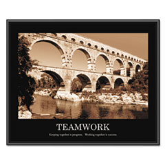 AVT78162 - Advantus® Framed Motivational Prints