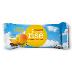 BFG08063 - Rise FoodsPerfect Pumpkin Breakfast Bars