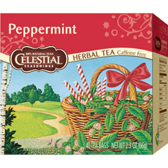 BFG28072 - Celestial SeasoningsPeppermint Herbal Tea