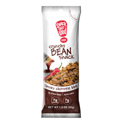 BFG37724 - Snack Out LoudChipolte BBQ Crunchy Bean Snack