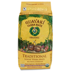 BFG50850 - GuayakiOriginal Yerba Mate Loose Leaf Tea