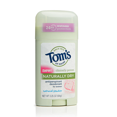 BFG58246 - Tom's Of MaineNaturally Dry Antiperspirant