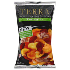BFG69482 - Terra ChipsExotic Vegetable Chips Tropical Blend