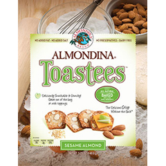 BFG74064 - AlmondinaSesame Almond Toastees