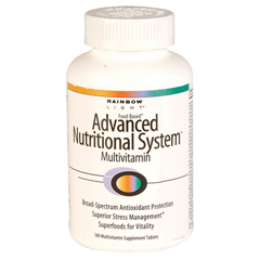 BFG81206 - Rainbow LightAdvanced Nutritional System