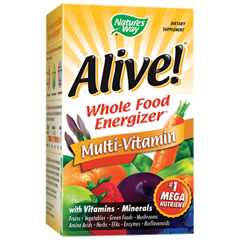 BFG86967 - Nature's WayMultivitamins - Alive