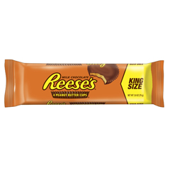BFVHEC48000-BX - Hershey FoodsReeses Peanut Butter Cup King Size