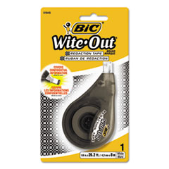 BICWOTRDP11 - BIC® Wite-Out® Brand Redaction Tape