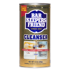 BKF11514CT - Bar Keepers Friend® Powdered Cleanser Polish