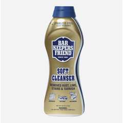 BKF11624 - Bar Keepers Friend® Soft Cleanser