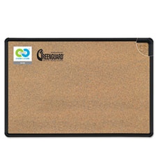 BLT300PHT1 - Best-Rite® Black Splash-Cork Board