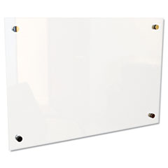 BLT83950 - Best-Rite® Enlighten™ Frosted Pearl Glass Board