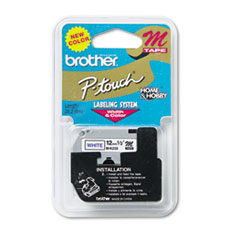 BRTMK233 - Brother® P-Touch® M Series Standard Adhesive Labeling Tape